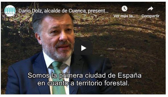 El alcalde de Cuenca presenta el proyecto UFIL