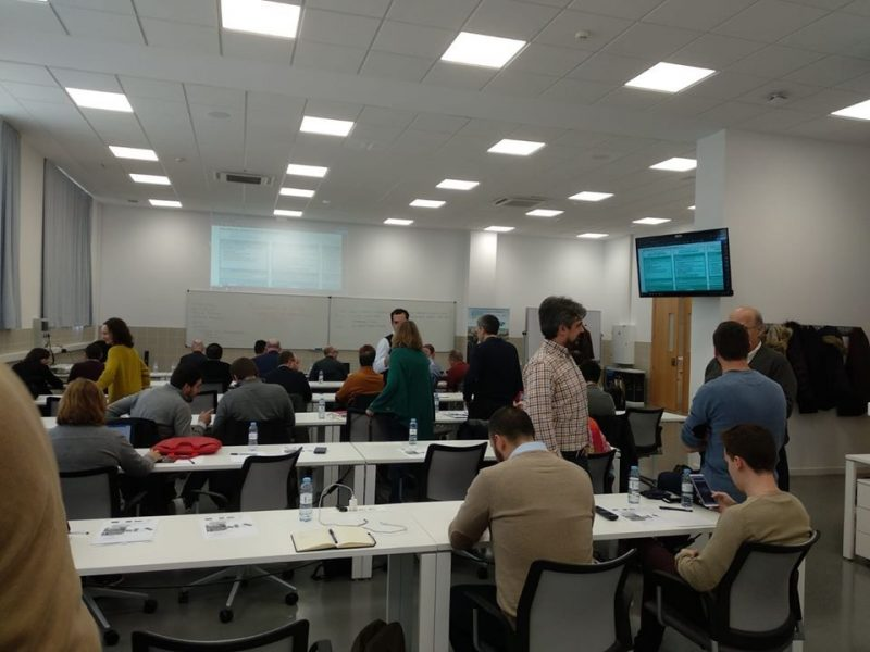 Las actividades formativas del laboratorio han comenzado el 2 de marzo con 36 participantes
