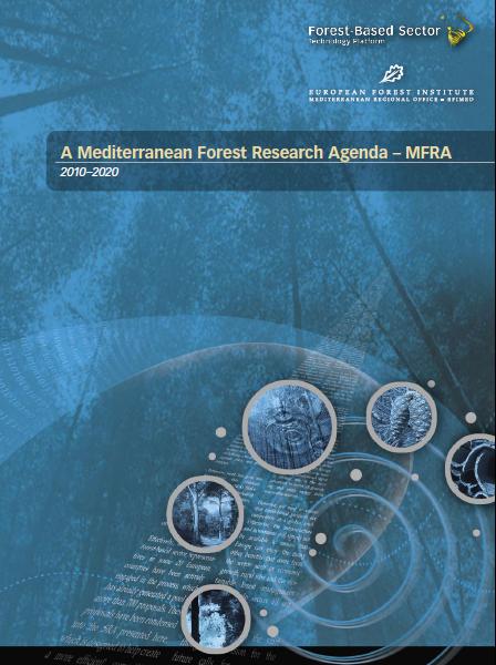 Agenda de Investigación Forestal Mediterranea 2010 2020