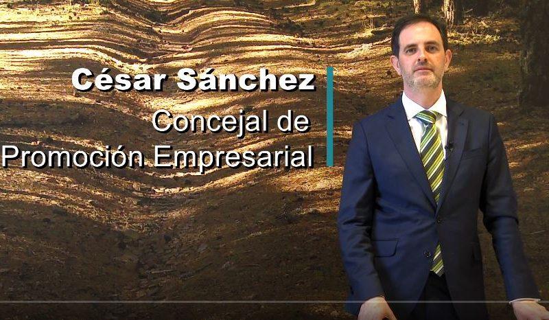 César Sánchez, concejal de promoción empresarial del Ayuntamiento de Cuenca, destaca la importancia de UFIL para la UE