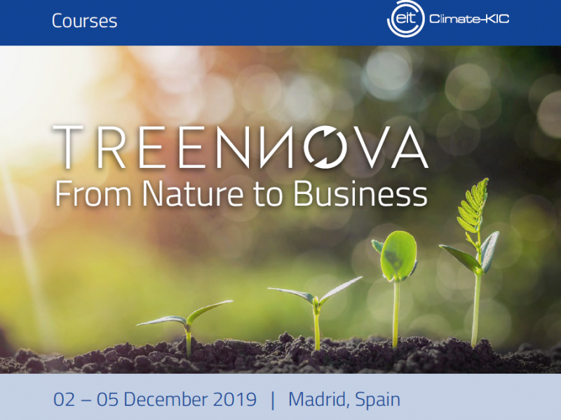 URBAN FOREST INNOVATION LAB participa en TREENOVA From Nature to Business