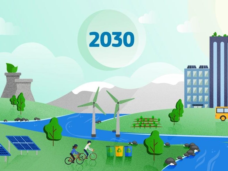 La Comisión Europea lanza una consulta pública en línea para recoger opiniones de los agentes interesados y los ciudadanos sobre la política de clima en la UE 2030