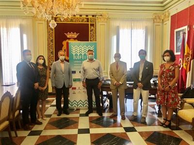 Globalcaja se suma al proyecto UFIL y facilitará liquidez a emprendedores del sector forestal