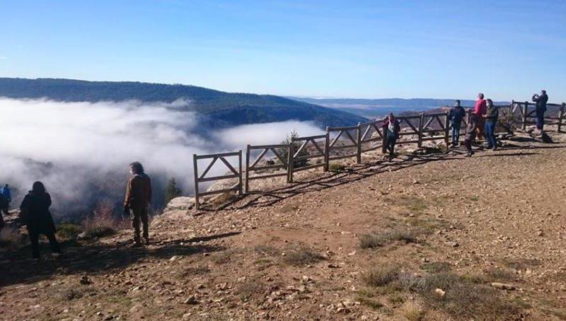 Participantes de UFIL conocen los secretos del Parque Natural de la Serranía de Cuenca