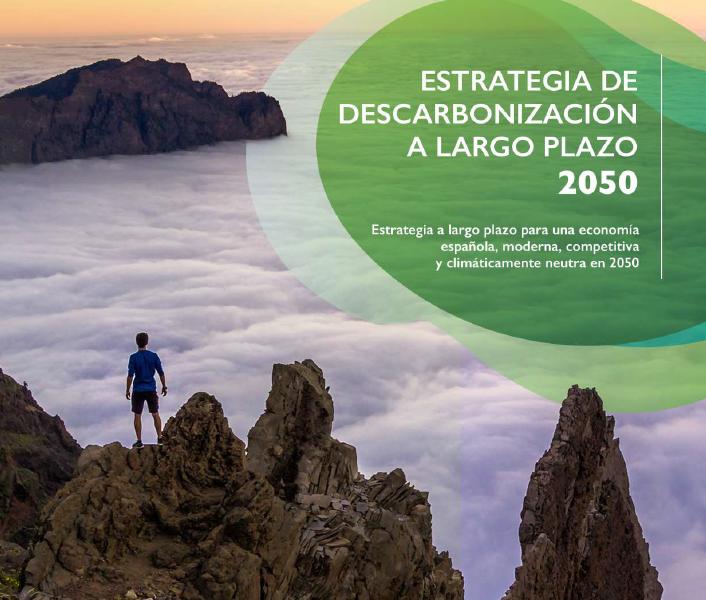 El Gobierno de España ha aprobado el 3 de noviembre la Estrategia de Descarbonización a Largo Plazo ELP 2050