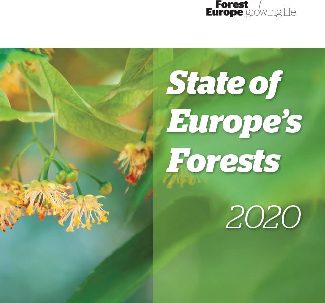 """""""State of Europe's Forests 2020"""", nuevo informe de la Conferencia Ministerial sobre Protección de Bosques en Europa"""