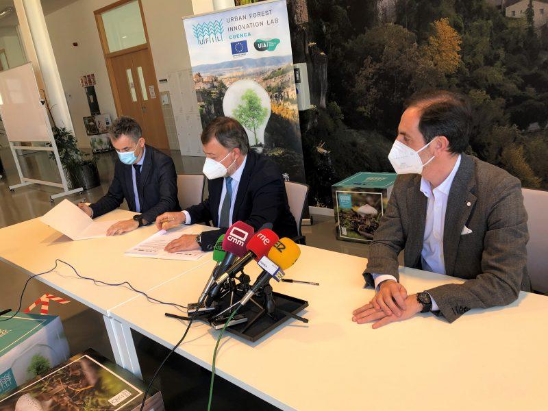 El Grupo Suez propone en UFIL el reto de la mejora del ciclo del agua en el medio rural y su relación con la gestión sostenible de la masa forestal