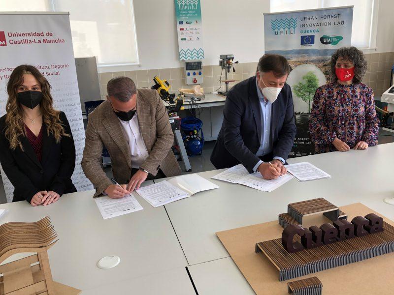 El laboratorio incorpora a CIBICA SLU y su propuesta de valor para el entorno del Salto de Villora