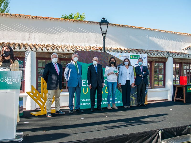 Byota Soluciones Sostenibles Agroforestales, proyecto empresarial nacido en UFIL,  es reconocido con el premio Desafío Rural de la Fundación Globalcaja Horizonte XXII