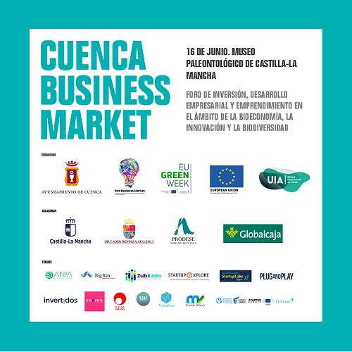 16 de junio. Foro Cuenca Business Market
